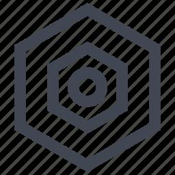 eye, online, point, seo, server icon