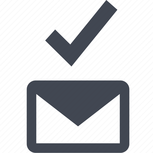 email, mail, ok, online, seo icon