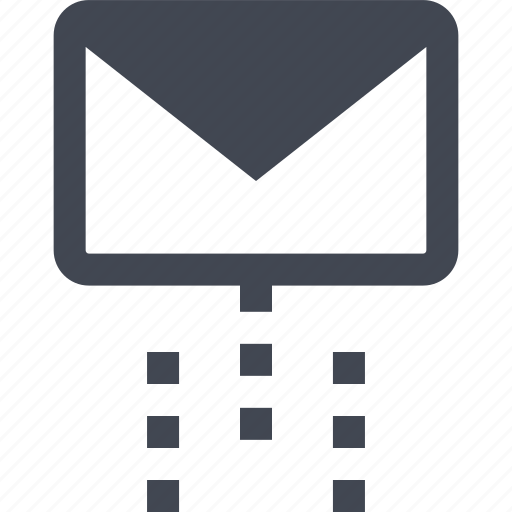 mail, message, online, send, seo icon