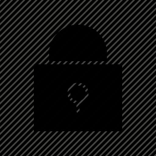 lock, locked, twitter icon