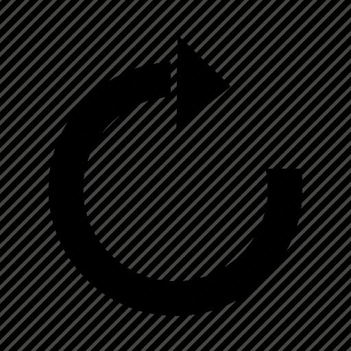 Arrow, refresh, restore icon - Download on Iconfinder