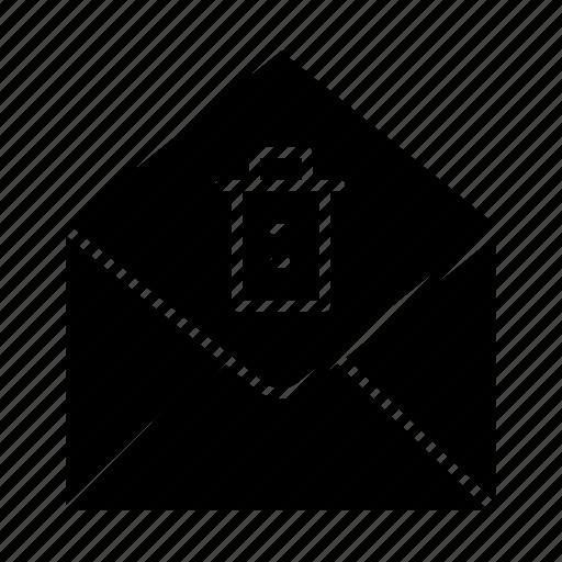 Delete, mail, message icon - Download on Iconfinder
