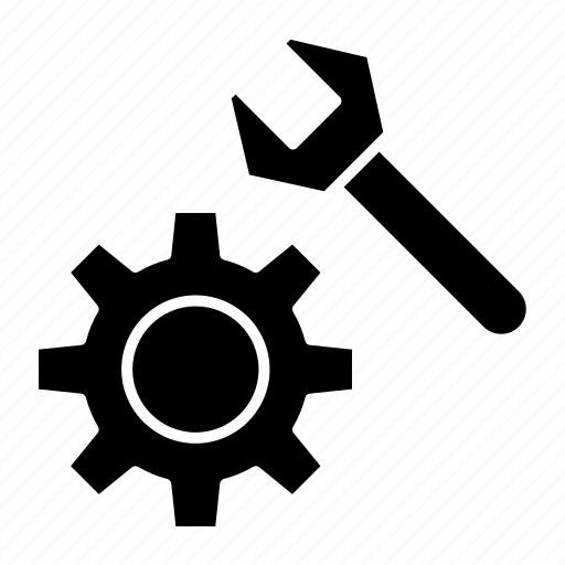 Gear, setting, wrench icon - Download on Iconfinder