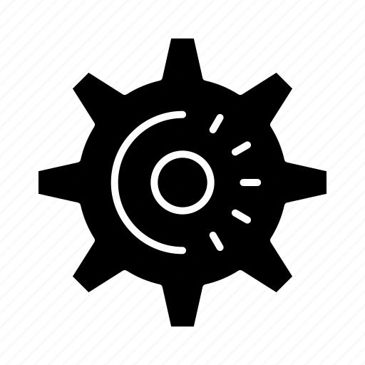 Cog, gear, idea, setting icon - Download on Iconfinder