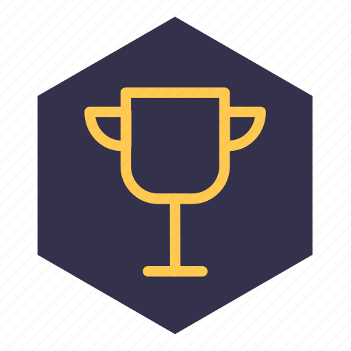 award, cup, goblet, prize, trophy, victory, winner icon
