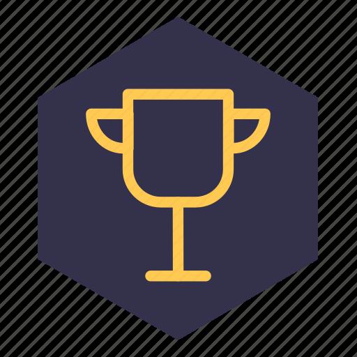 Cup, goblet, prize, trophy, victory, award, winner icon - Download on Iconfinder