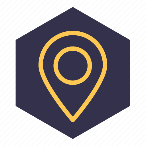 geostation, gps, label, location, map, mark, pin icon