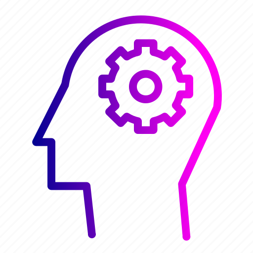 gear, idea, man, mind, preferences, seo, settings icon