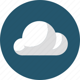 cloud, computing, global, network, weather icon