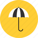 parasol, protect, protection, rain, safe, safety, secure, umbrella icon
