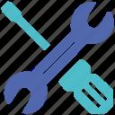 maintenance, online, social market, web, web page icon
