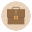 bag, briefcase, business, case, company, кейс, портфель icon