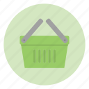 bag, basket, cart, ecommerce, shop, shopping, store icon