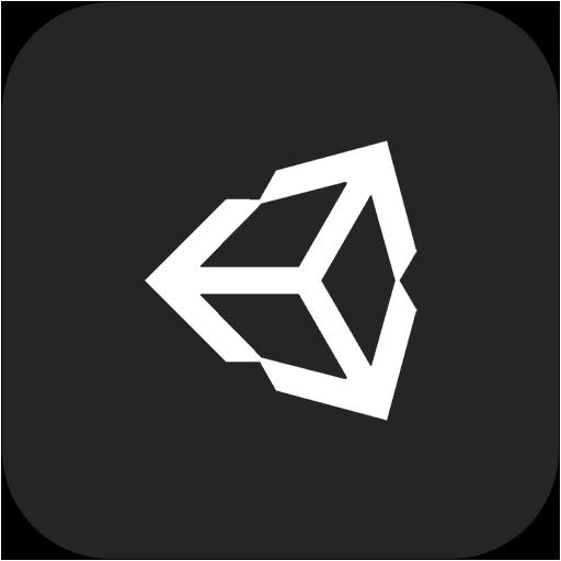 3d, unity icon