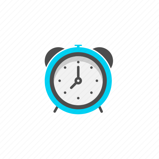 alarm, clock, sound, wakeup icon