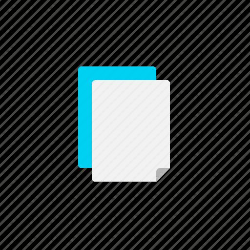 copy, doc, duplicate, file icon