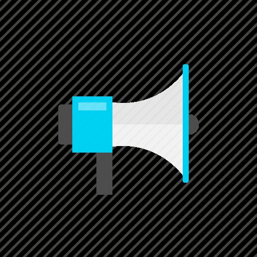 marketing, megaphone, promotion, shout icon