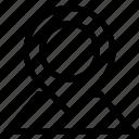 location, map, marker, navigation, pin, web icon