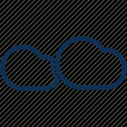 cloud, sharing, webui icon