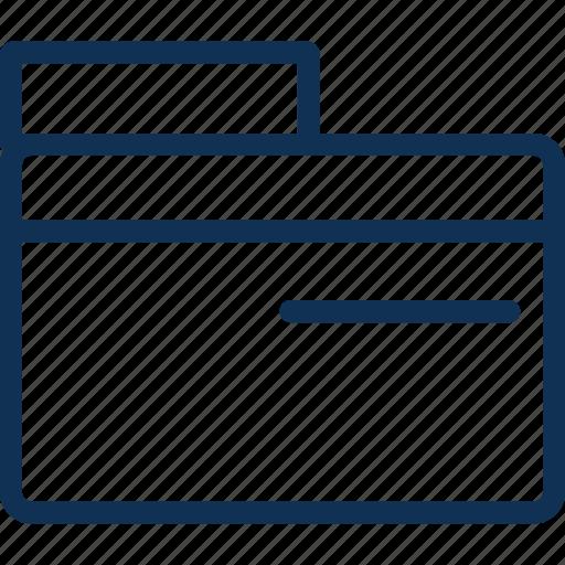 document, folder, webui icon