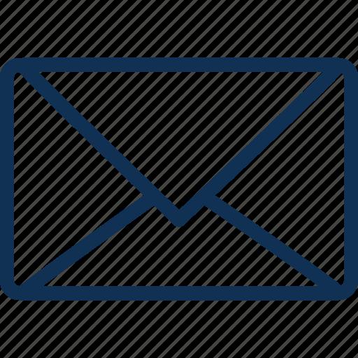 envelope, mail, webui icon