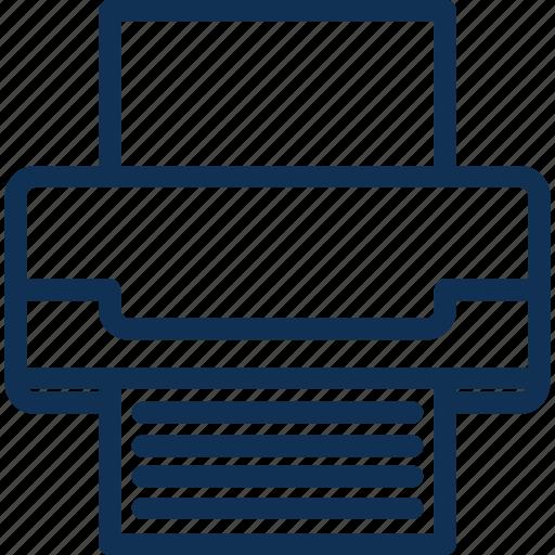 device, printer, webui icon