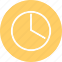 clock, clock icon, clock sign, schedule, time icon