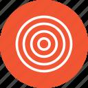 target, target file, target icon, target keyword, target user icon