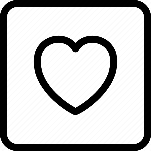 favourite, heart, like, love, lover icon