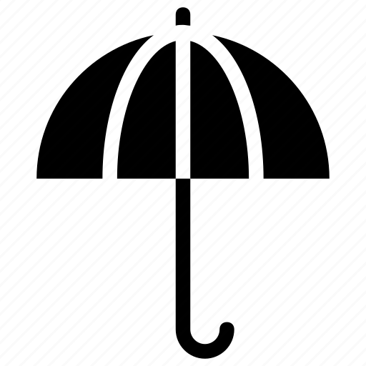 forecast, protection, rain, umbrella, weather icon icon