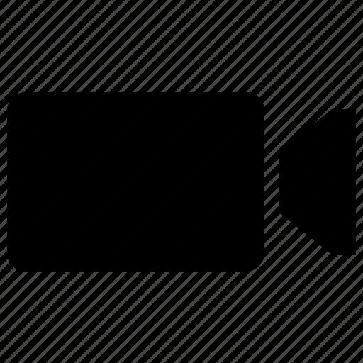 camera, cinema, movie, video icon icon
