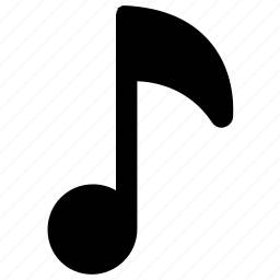 mark, music, note, sound icon icon