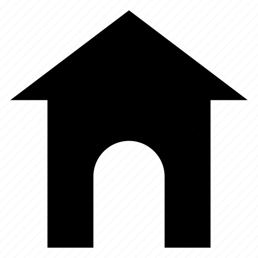 building, estate, home, house, real icon icon