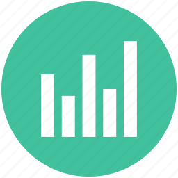 analytics, chart, finance, graph, growth, sales, stock icon icon