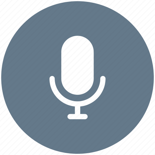 mic, microphone, siri, speaker, speech, talk, text icon icon