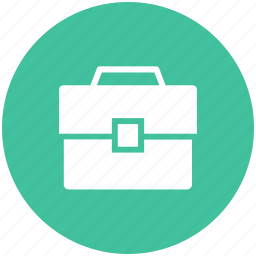 bag, briefcase, business, portfolio icon icon