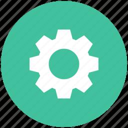 gear, options, setup, web icon icon