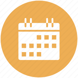 booking, calendar, date, time icon icon