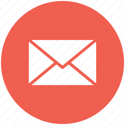 email, envelope, letter, mail icon icon