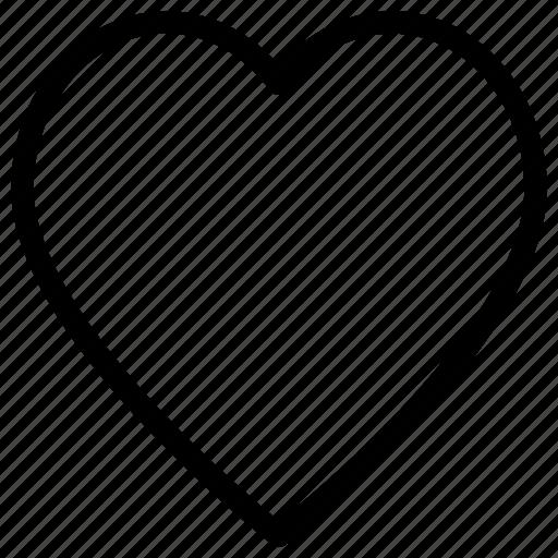 favorite, heart, like icon icon