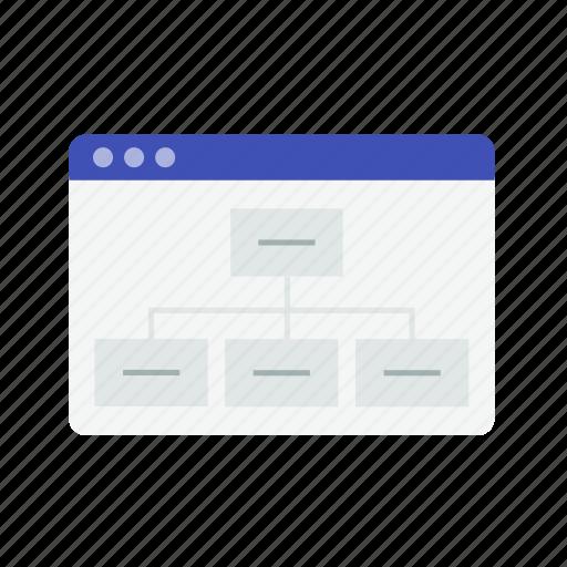 chart, design, interface, layout, web, window icon