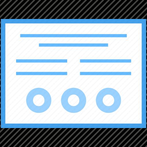 web blog, web design, web interface, web layout, web template, web wireframe icon