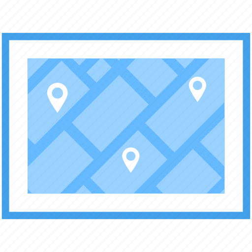 gps, location map, map pointer, online navigation, web location icon