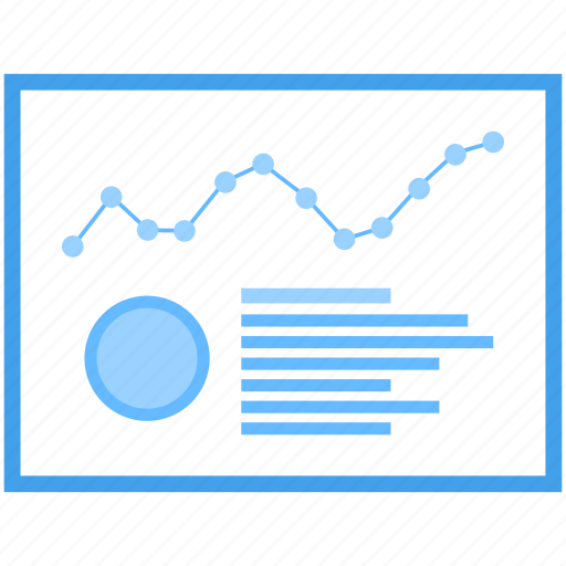 data analytics, seo performance, web analytics, website dashboard, website statistics icon