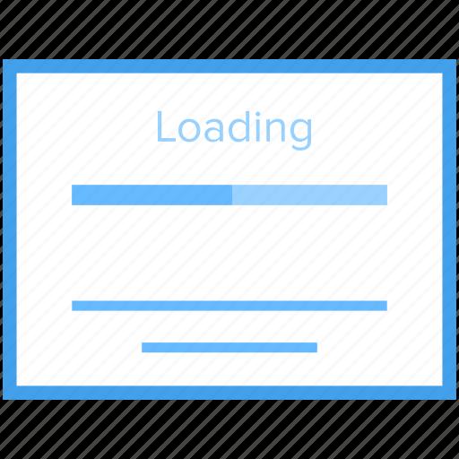 loading, loading bar, loading time, page loading, web loading, webpage, website loading icon