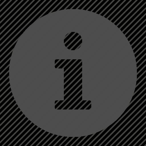 button, info, info button icon