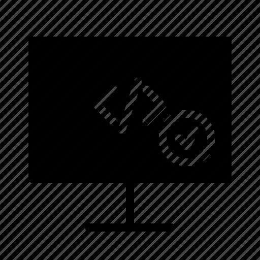agency, code, design, programming, service, valid, webdesign icon