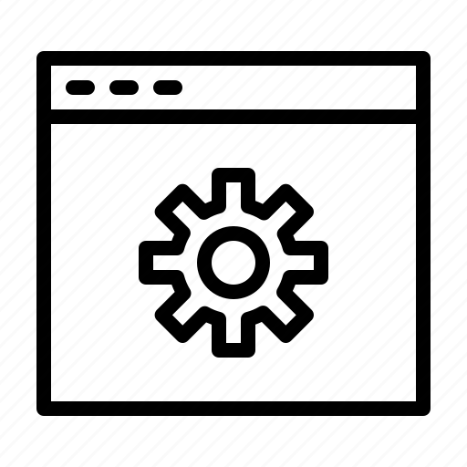 agency, design, programming, service, setup, webdesign icon