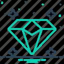 diamond, gem, jewel, luxury, precious, shiner, sparkler icon