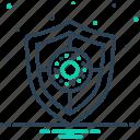 aegis, bulwark, defense, escutcheon, safeguard, security, shield